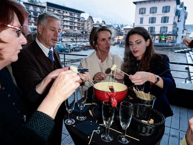 Le mariage de Thibault et Julia à Saint-Gervais-les-Bains, Haute-Savoie 37