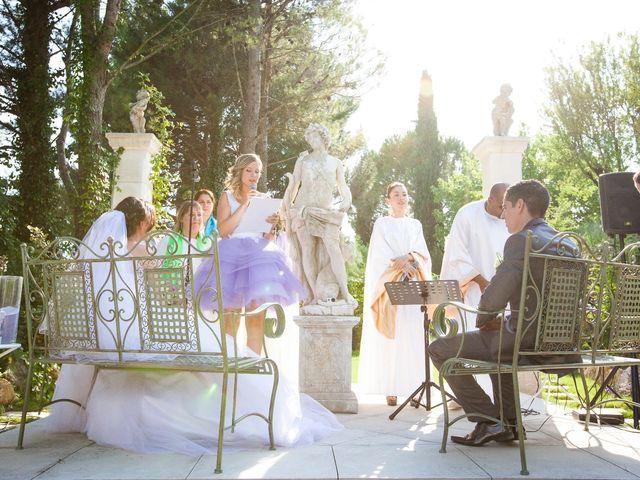 Le mariage de Julien et Sandra à Auriol, Bouches-du-Rhône 8