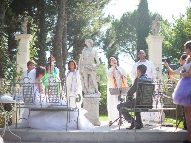 Le mariage de Julien et Sandra à Auriol, Bouches-du-Rhône 9