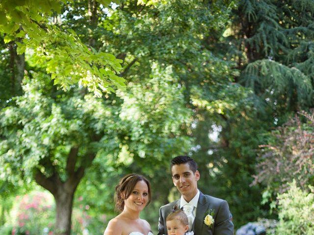 Le mariage de Julien et Sandra à Auriol, Bouches-du-Rhône 12