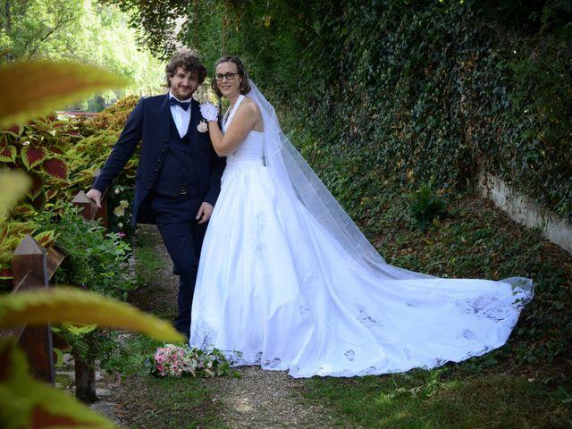 Le mariage de Jean-Baptiste et Angéline à Saint-Yrieix-la-Perche, Haute-Vienne 21