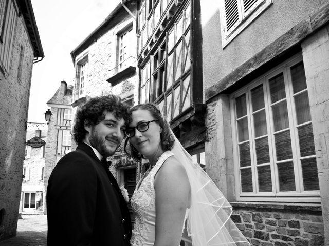 Le mariage de Jean-Baptiste et Angéline à Saint-Yrieix-la-Perche, Haute-Vienne 25
