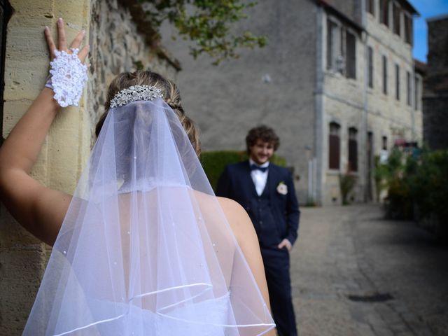 Le mariage de Jean-Baptiste et Angéline à Saint-Yrieix-la-Perche, Haute-Vienne 28