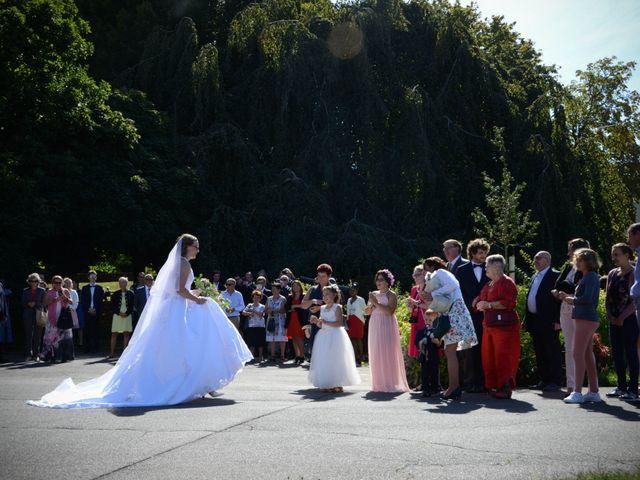 Le mariage de Jean-Baptiste et Angéline à Saint-Yrieix-la-Perche, Haute-Vienne 29