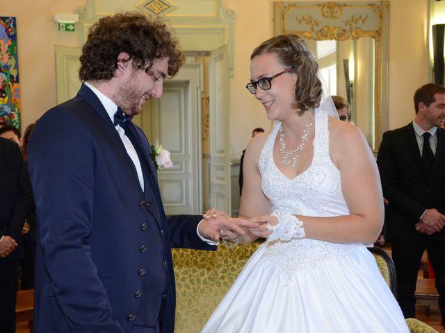 Le mariage de Jean-Baptiste et Angéline à Saint-Yrieix-la-Perche, Haute-Vienne 34