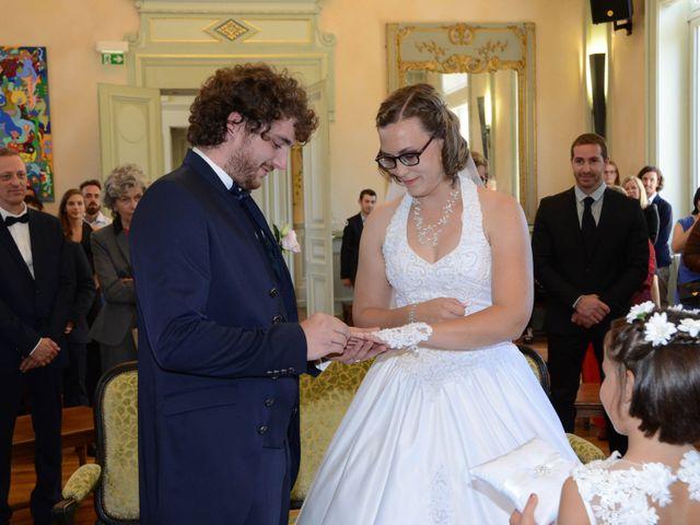 Le mariage de Jean-Baptiste et Angéline à Saint-Yrieix-la-Perche, Haute-Vienne 35