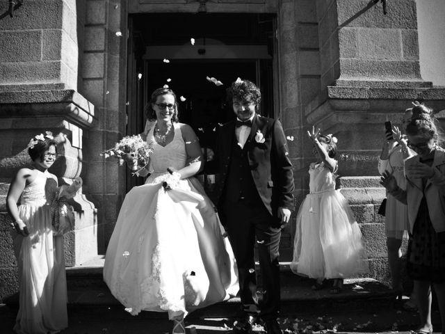 Le mariage de Jean-Baptiste et Angéline à Saint-Yrieix-la-Perche, Haute-Vienne 36