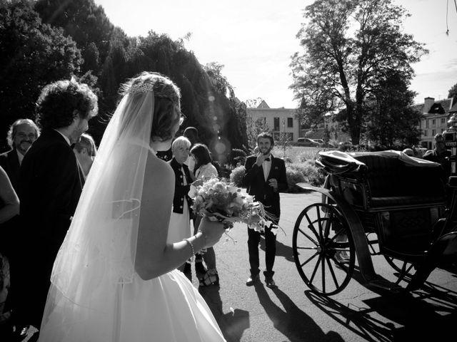 Le mariage de Jean-Baptiste et Angéline à Saint-Yrieix-la-Perche, Haute-Vienne 37
