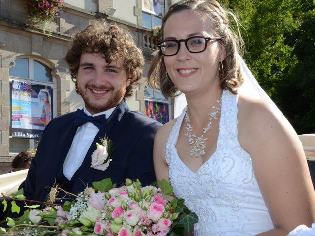 Le mariage de Jean-Baptiste et Angéline à Saint-Yrieix-la-Perche, Haute-Vienne 39