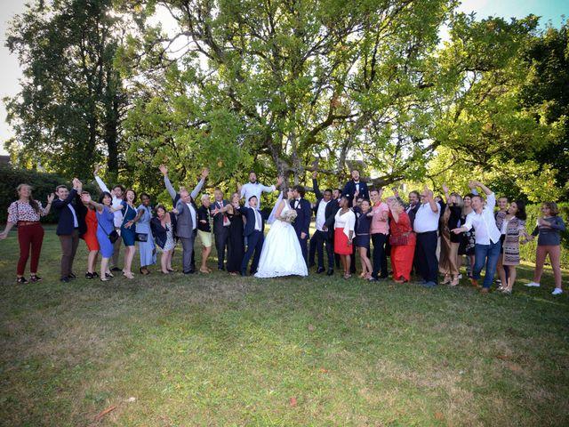 Le mariage de Jean-Baptiste et Angéline à Saint-Yrieix-la-Perche, Haute-Vienne 41