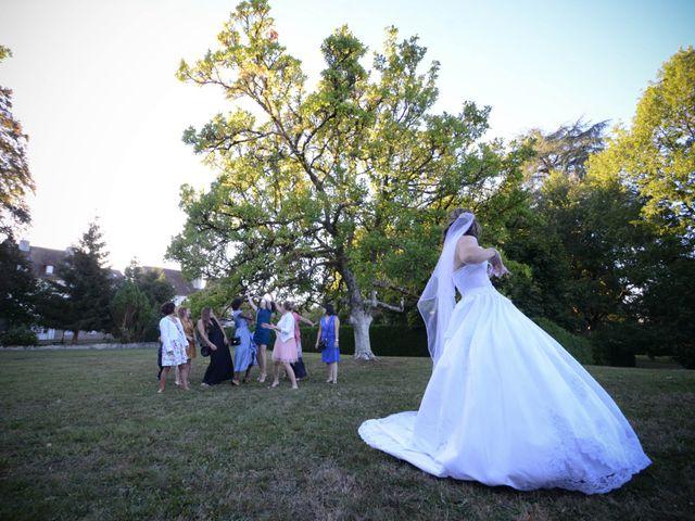 Le mariage de Jean-Baptiste et Angéline à Saint-Yrieix-la-Perche, Haute-Vienne 45
