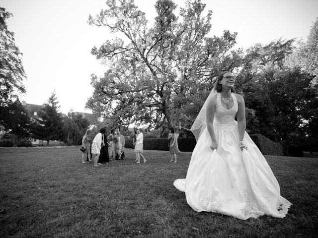 Le mariage de Jean-Baptiste et Angéline à Saint-Yrieix-la-Perche, Haute-Vienne 46
