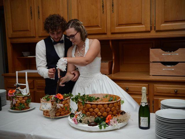 Le mariage de Jean-Baptiste et Angéline à Saint-Yrieix-la-Perche, Haute-Vienne 60