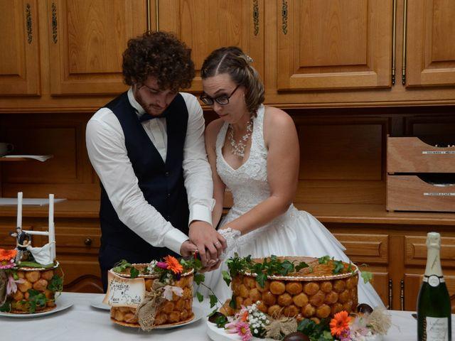 Le mariage de Jean-Baptiste et Angéline à Saint-Yrieix-la-Perche, Haute-Vienne 62