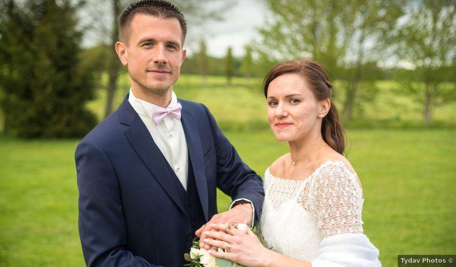 Le mariage de Romain et Corine à Monterfil, Ille et Vilaine