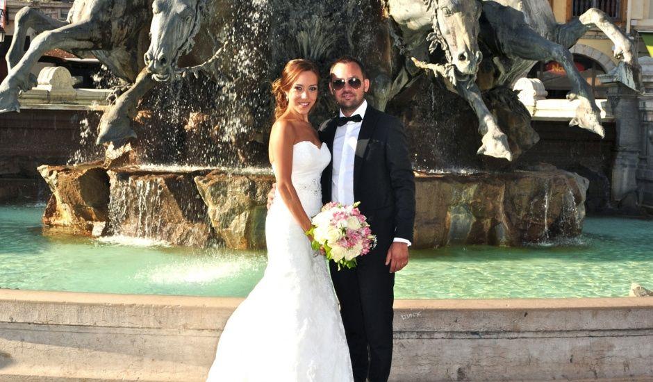 Le mariage de Brice et Sandra à Lyon, Rhône