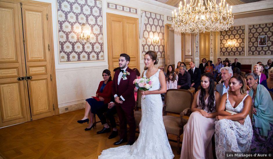 Le mariage de Anthony et Marie à Levallois-Perret, Hauts-de-Seine
