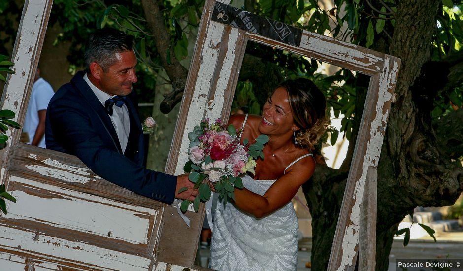 Le mariage de Alain et Mélanie à Frontignan, Hérault