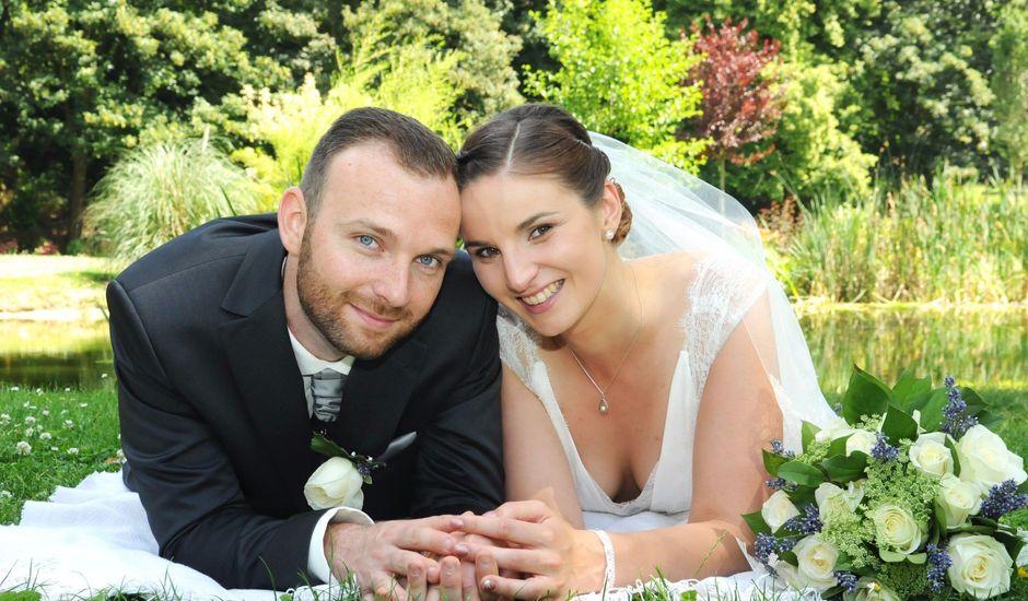 Le mariage de Andy et Ophélie à Souchez, Pas-de-Calais