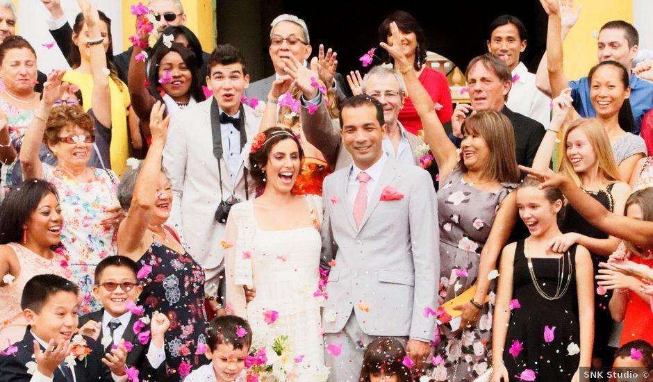 Le mariage de Stéphane et Valérie à Saint-Denis, La Réunion