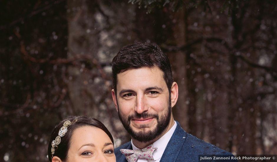 Le mariage de Thibault et Julia à Saint-Gervais-les-Bains, Haute-Savoie
