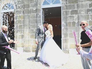 Le mariage de Vanessa  et Granger