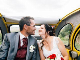 Le mariage de Laetitia et John