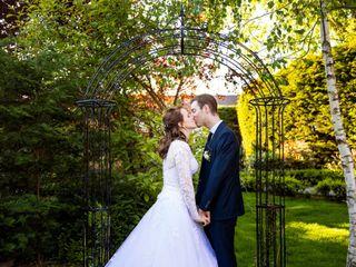 Le mariage de Leslie et Alexandre