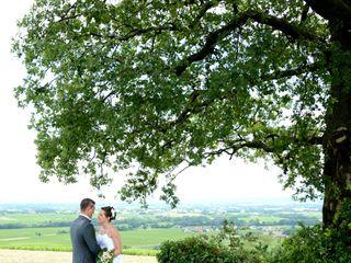 Le mariage de Blandine et Jason