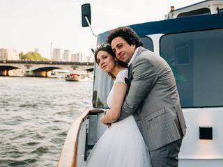 Le mariage de Marion et Sakr