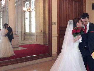 Le mariage de Mélanie et Thibault