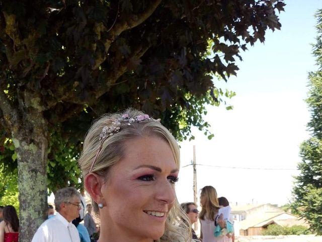 Le mariage de Granger et Vanessa  à Saint-Gervais, Gironde 4