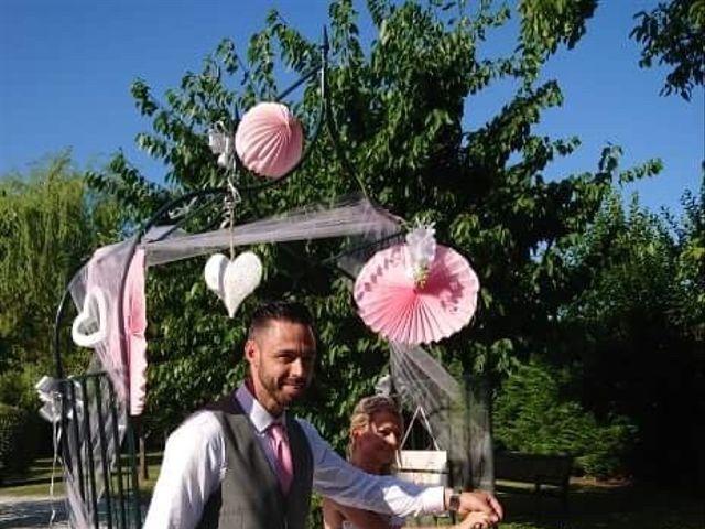 Le mariage de Granger et Vanessa  à Saint-Gervais, Gironde 5