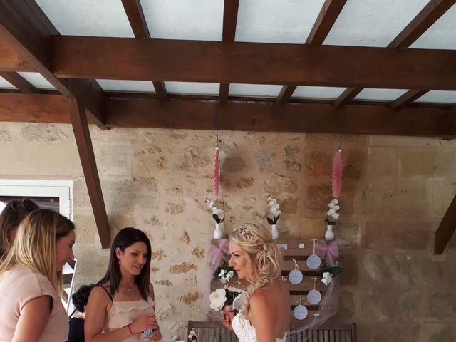 Le mariage de Granger et Vanessa  à Saint-Gervais, Gironde 7