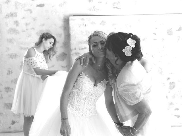 Le mariage de Granger et Vanessa  à Saint-Gervais, Gironde 9