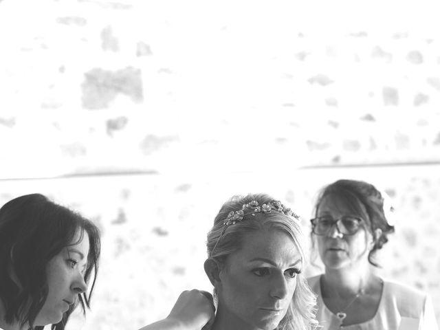 Le mariage de Granger et Vanessa  à Saint-Gervais, Gironde 12
