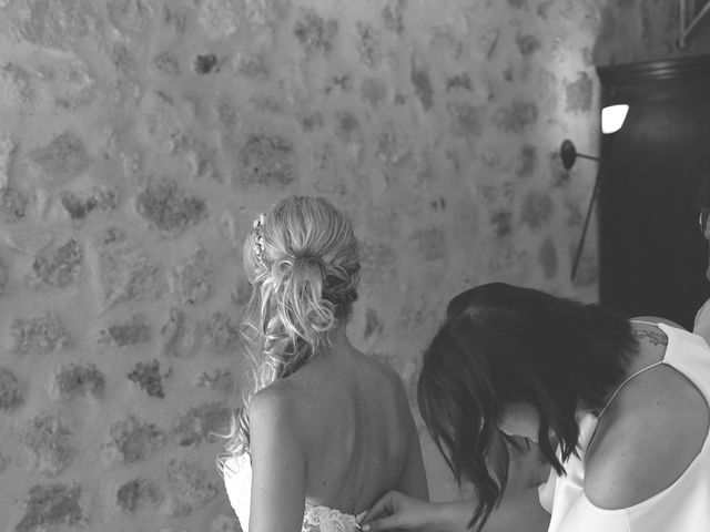 Le mariage de Granger et Vanessa  à Saint-Gervais, Gironde 13