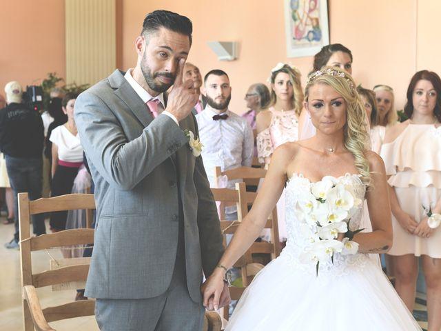 Le mariage de Granger et Vanessa  à Saint-Gervais, Gironde 19