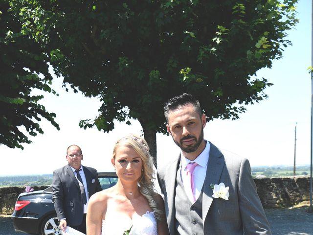 Le mariage de Granger et Vanessa  à Saint-Gervais, Gironde 24