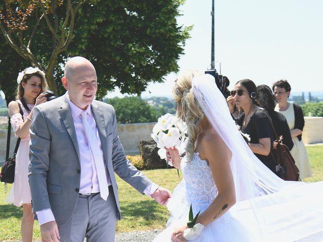Le mariage de Granger et Vanessa  à Saint-Gervais, Gironde 25
