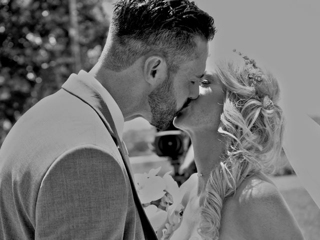 Le mariage de Granger et Vanessa  à Saint-Gervais, Gironde 28