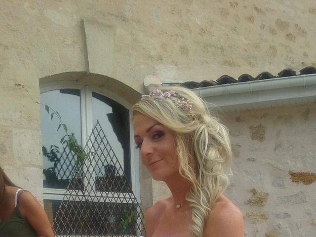 Le mariage de Granger et Vanessa  à Saint-Gervais, Gironde 29