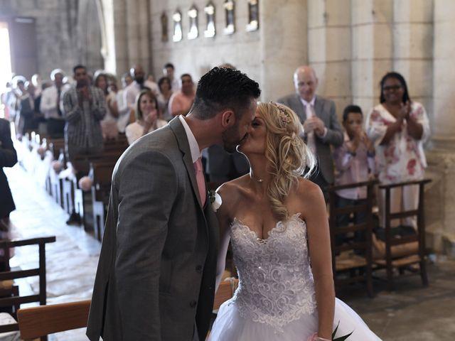 Le mariage de Granger et Vanessa  à Saint-Gervais, Gironde 34