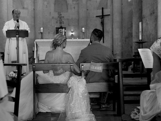 Le mariage de Granger et Vanessa  à Saint-Gervais, Gironde 36