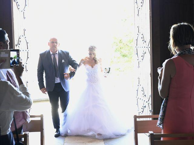 Le mariage de Granger et Vanessa  à Saint-Gervais, Gironde 37