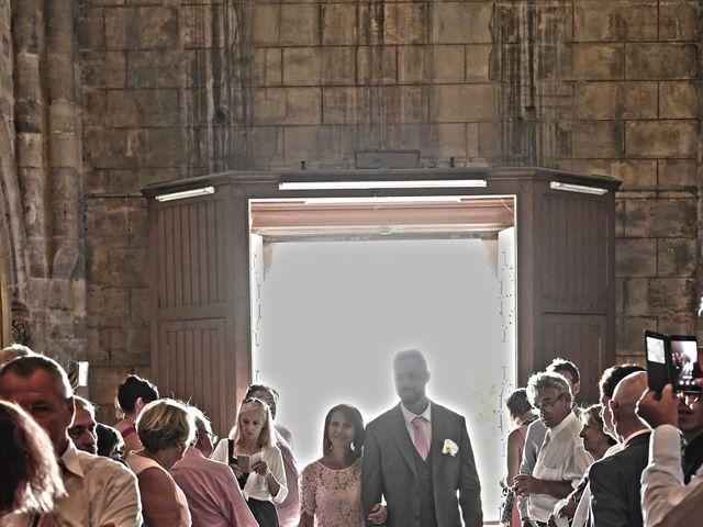 Le mariage de Granger et Vanessa  à Saint-Gervais, Gironde 38