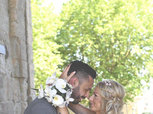 Le mariage de Granger et Vanessa  à Saint-Gervais, Gironde 41
