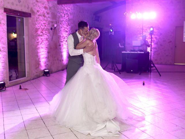 Le mariage de Granger et Vanessa  à Saint-Gervais, Gironde 50