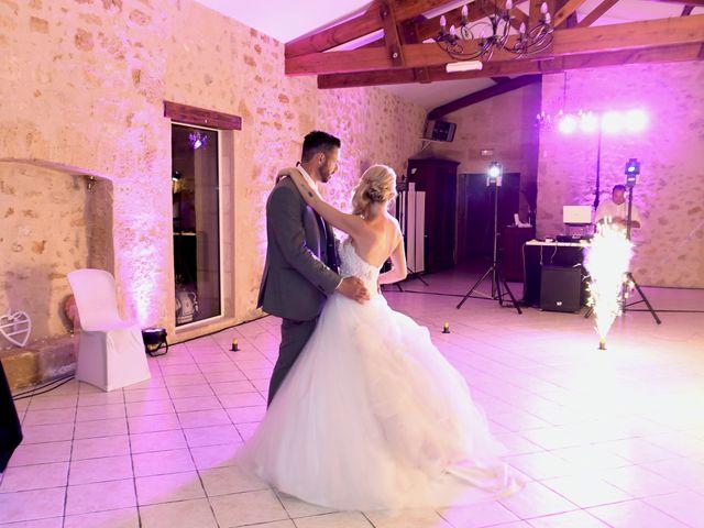 Le mariage de Granger et Vanessa  à Saint-Gervais, Gironde 52