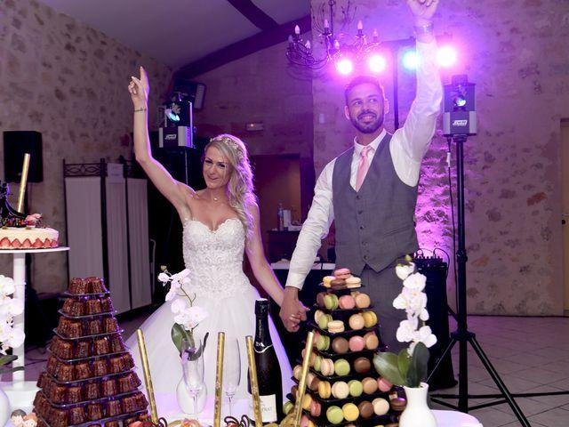 Le mariage de Granger et Vanessa  à Saint-Gervais, Gironde 54